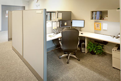 Office Space Management Image