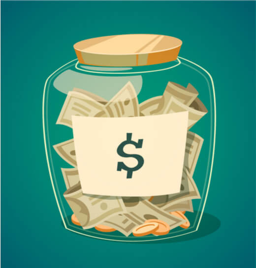 Money Jar Image